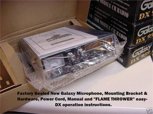 Galaxy FlameThrower CB
