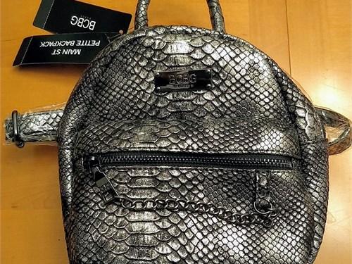 BCBG Paris Mini Backpack