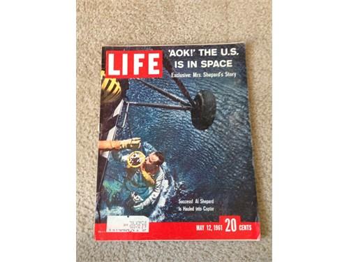 LIFE May 12 1961