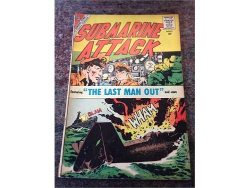"""CDC """"Submarine Attack"""""""