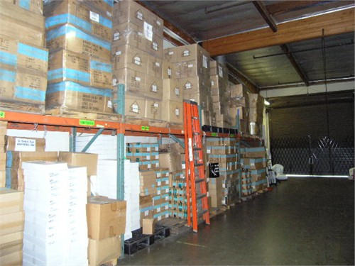 Pallet Storage short/long