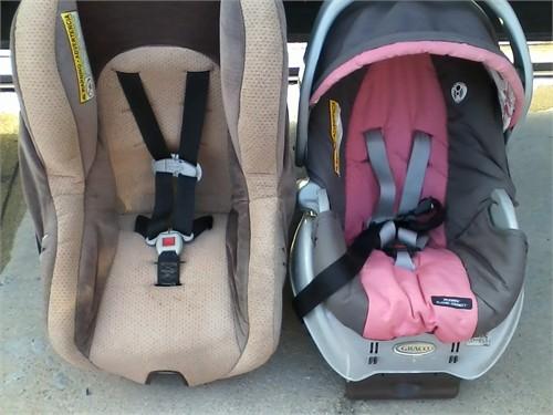 BABY STROLLER & CAR SEATS