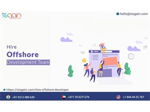 Hire offshore development