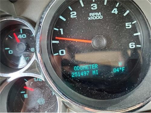 11 Chevy Silverado Z71