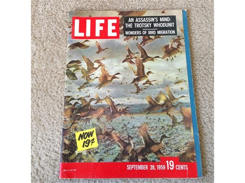 LIFE Magazine 9/28/1959