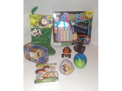 TOY STORY B-day Gift Box