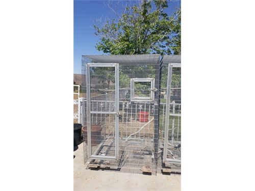 Kennls, Cages, Corrals,