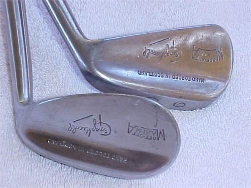 GEORGE NICOLL golf clubs