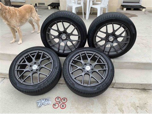 Tesla  S Rims And Tires