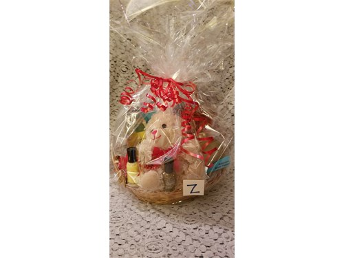 (Z)CHRISTMAS Gift Basket