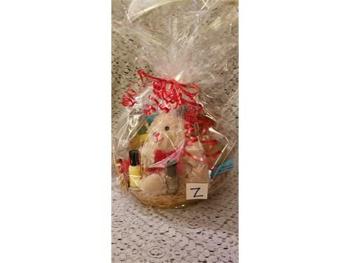 (Z)Birthday Gift Basket
