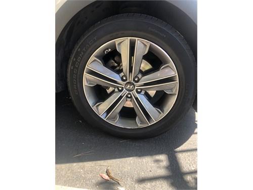 Hyundai Santa Fe rims