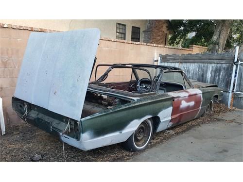 1964 ford t/bird convert
