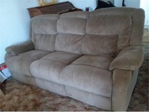 Sofa Dual Reclining Sofa