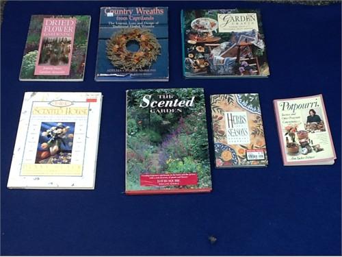 Flower/Herb Craft BookLot