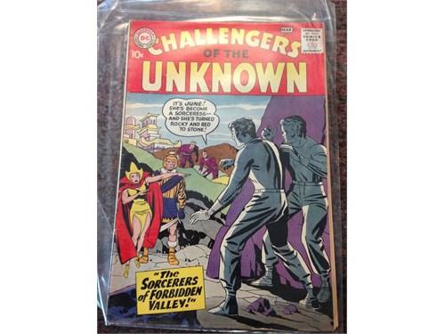 D.C. Challengers #6