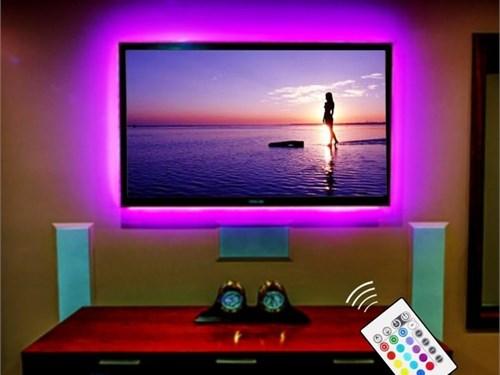 TV Bracket Mount w//Light