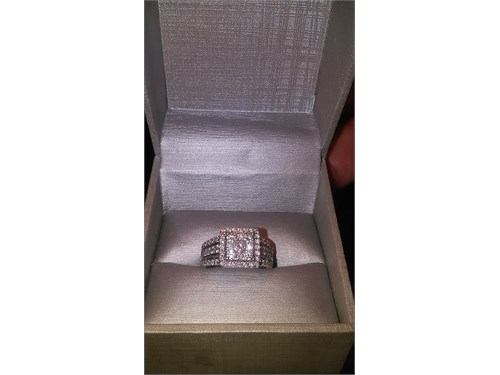 14kt wedding ring