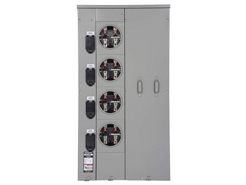 Siemens 400a 4-ring panel