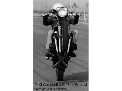 Kawasaki X-PIPE.info Exh