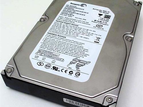 memory and hard drives
