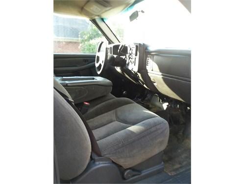 2004 Chev. Silverado 2500
