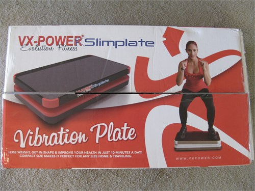 VX-Power Slimplate Digita