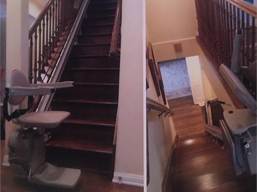 Bruno Elan Stair Lift