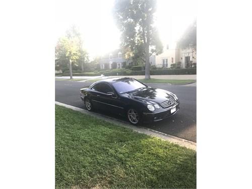 2006 CLEAN Mercedes CL500