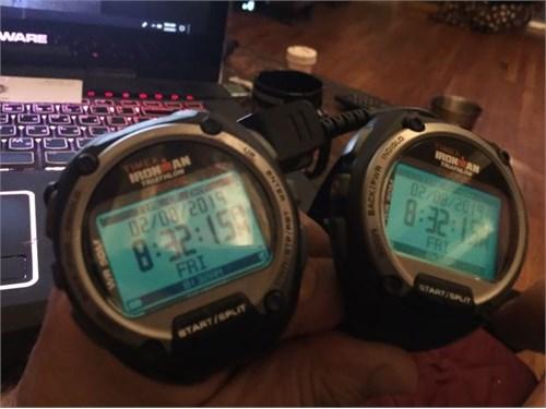 TIMEX SPORT GPS WATCH