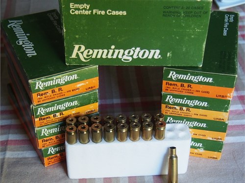 Remington Benchrest Cases