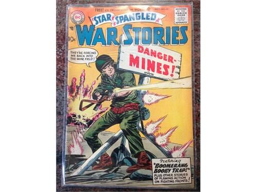 D.C. SSWS #62, 1957 Comic