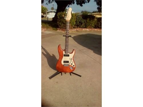 Guitar and amp repairs