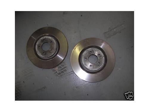 Disk Brakes Ford Mustang