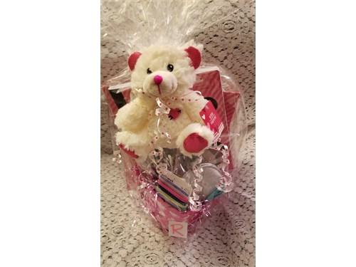 (R)Valentines Gift Basket