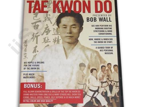 Tae Kwon Do Karate DVD