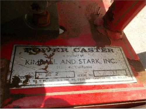 Power Caster Trailer PC-2