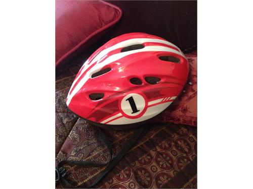 Helmet-Boys Bike/Scooter