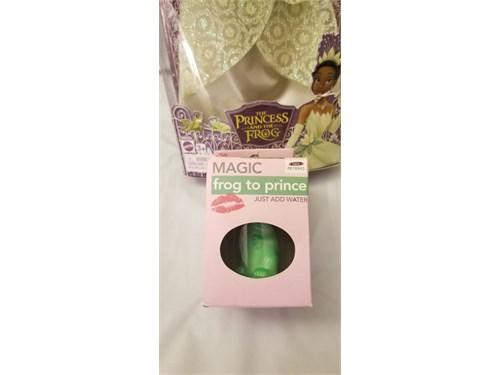 Tiana Doll & Magic Box