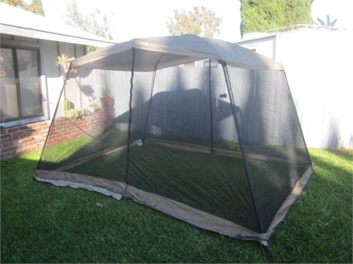 Screen Tent House 12' x9