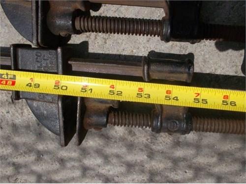 Cincinnati Tool Co. Clamp