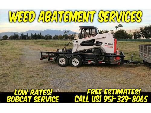 Weed Abatement Service