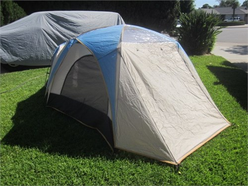 Hillary 3-4 man dome tent