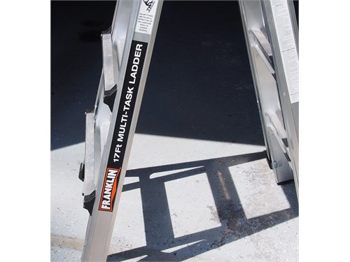 17ft folding ladder