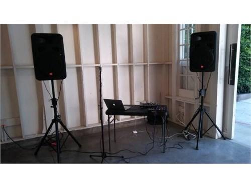 PA/SOUND SYSTEM RENTAL