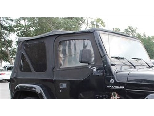 Jeep Soft Top 2008 WRNGLR
