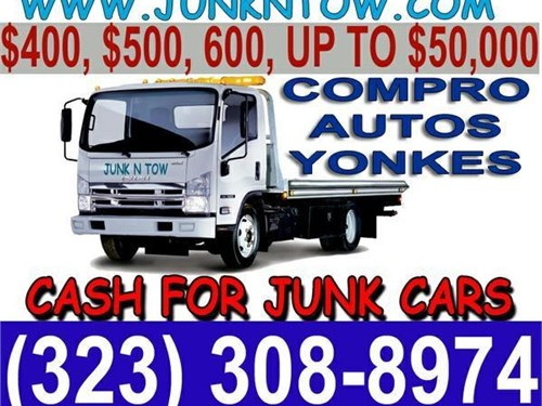 Cash For Junk Cars.