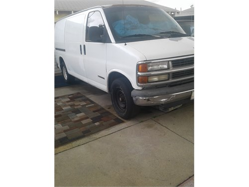99 chevy express 2500