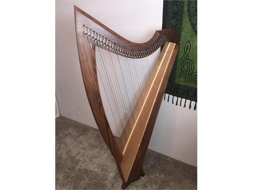 Tripplet Signature harp