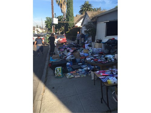 HUGE Yard Sale this Sat.